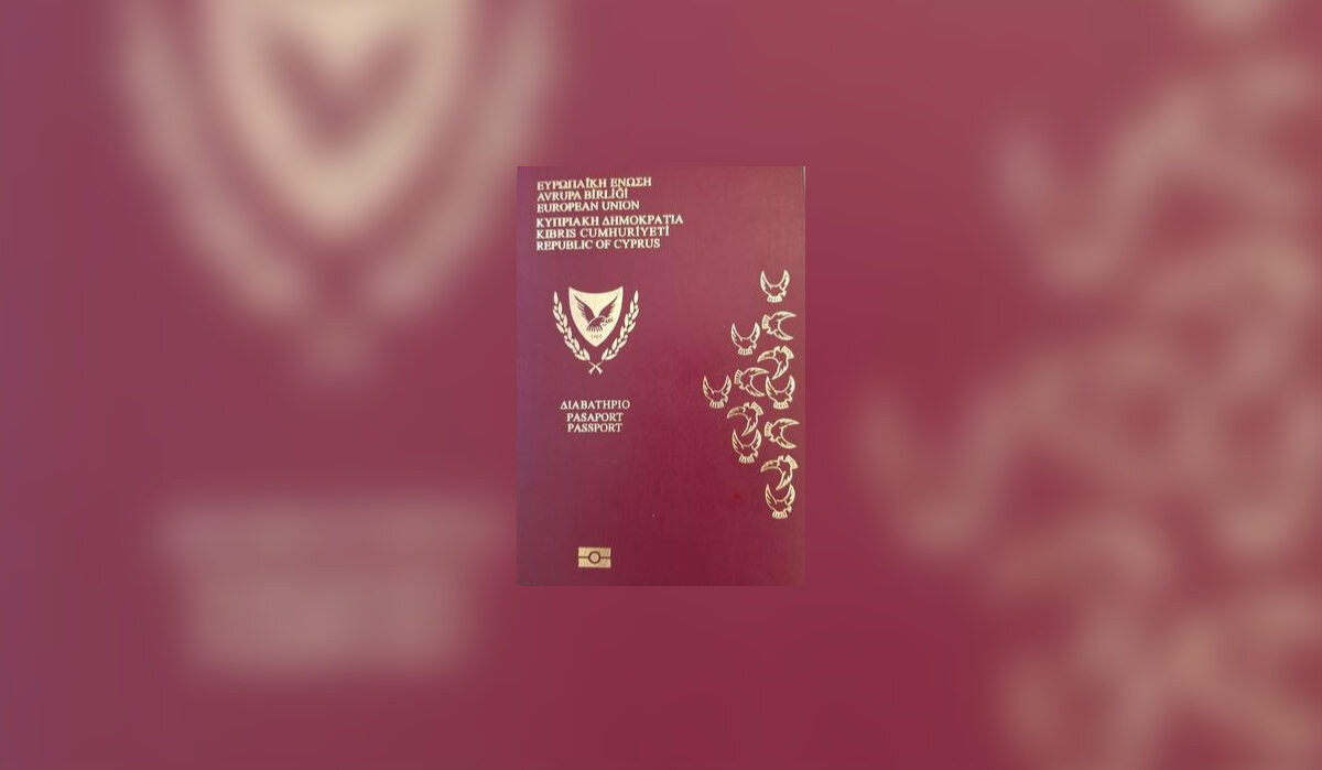 10. Paszport na Cyprze