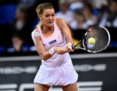 Ranking WTA: Radwańska nadal trzecia