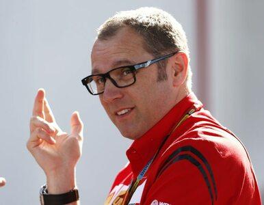 Domenicali nie jest już szefem teamu Ferrari. Nagła rezygnacja