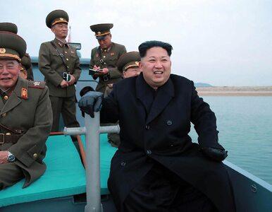 """Kim Dzong Un na celowniku CIA? """"Jeśli ma zniknąć, nie będę tego komentować"""""""