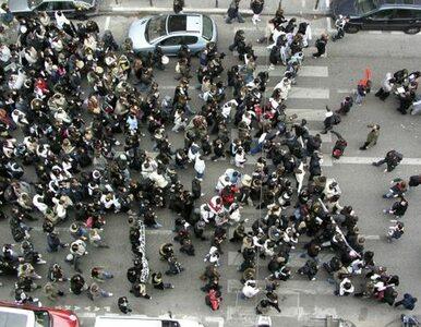 Tunezja: policja starła się z mieszkańcami