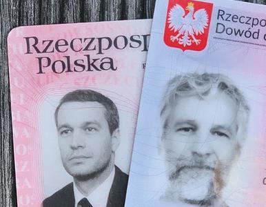 """Michał Żebrowski zaskoczył zdjęciem z dowodu. """"Naturalna mutacja w..."""
