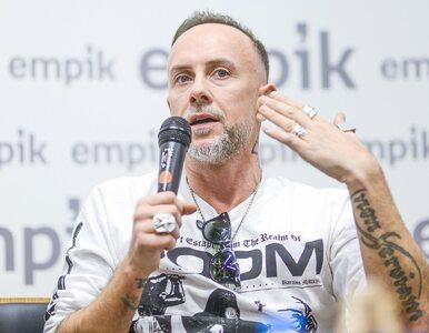 """Nergal wydał oświadczenie po filmie Latkowskiego. """"Manipulacja level..."""