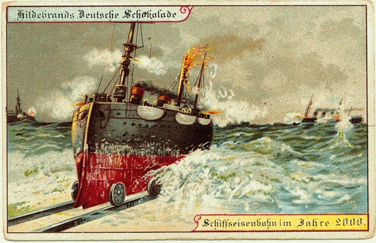 Hybrydowy statek