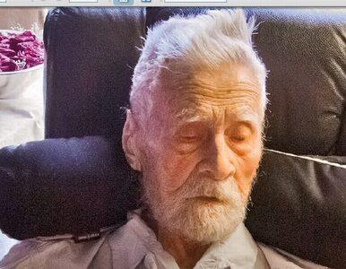 Zmarł najstarszy mężczyzna na świecie. Był Polakiem
