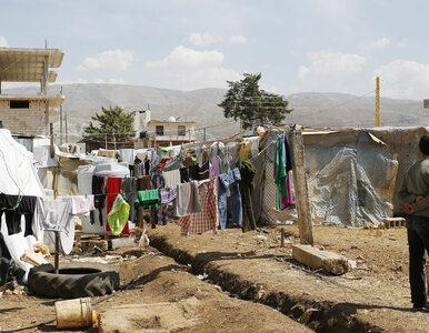 Pięciu samobójców wysadziło się w obozach dla uchodźców. Nie żyje...