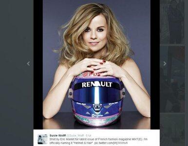 Oto pierwsza kobieta w F1 od 22 lat