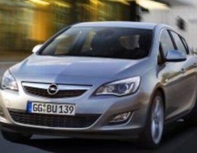 Opel nie chce już produktować astry