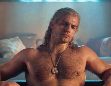 """Cavill opowiedział o słynnej kąpieli w """"Wiedźminie"""". Przyznaje, że..."""