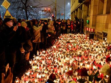 Żona Adamowicza: Proszę o nieprzynoszenie zniczy i kwiatów na pogrzeb...
