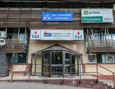 Dzierżanowski: Ani bomba, ani kapiszon. Na Nowogrodzkiej wybuchł granat