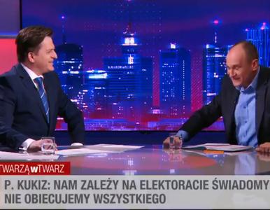Paweł Kukiz w nietypowej roli. Sparodiował... Jarosława Kaczyńskiego