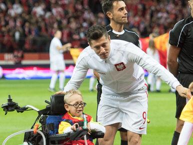 Piękny gest Roberta Lewandowskiego. Piłkarz spełnił marzenie...