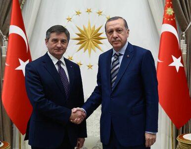 Marek Kuchciński spotkał się z prezydentem Turcji