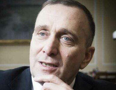 Schetyna: politykami PiS powinna zająć się prokuratura. A rząd powinien...
