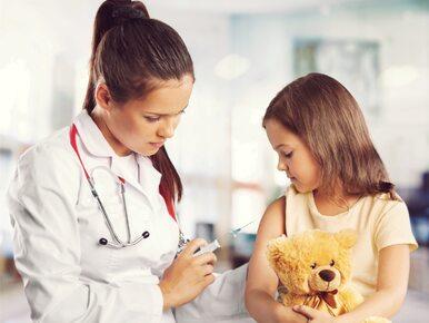 Ilu Polaków uważa, że szczepionki są bezpieczne dla dzieci? CBOS...