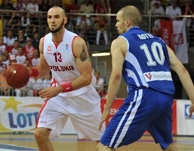 El. ME koszykarzy: Polska przegrała z Finlandią