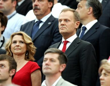 Tusk dba o PR małżonki - Małgorzata Tusk wkracza na salony