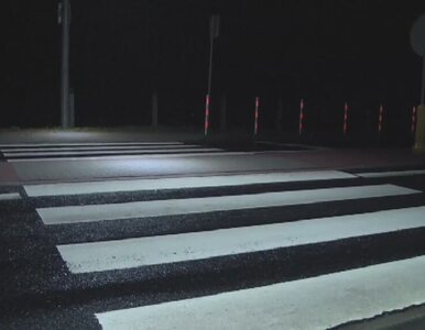 Kierowca potrącił na pasach pieszego i uciekł. 63-latek nie żyje