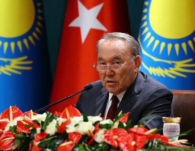 Nursułtan Nazarbajew zrezygnował. Urząd prezydenta sprawował od 1991 roku