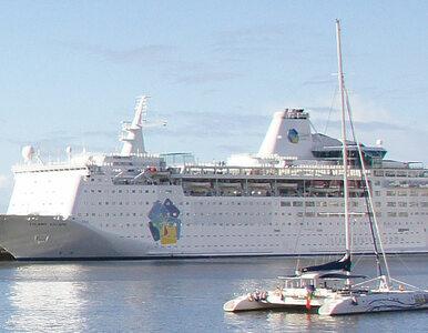 Szwecja. Zakwaterują uchodźców na statku wycieczkowym