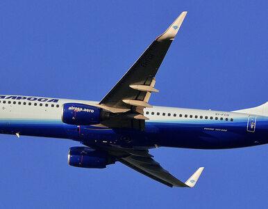 Rosja. Awaryjne lądowanie Boeinga 737-800. Na pokładzie maszyny 163 osoby