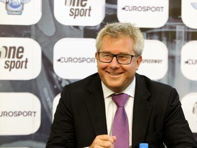 Czarnecki: Nie wykluczam zarządu komisarycznego w Warszawie