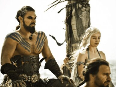 """Co serialowy Khal Drogo myśli o finale """"Gry o tron""""? Takiej reakcji..."""