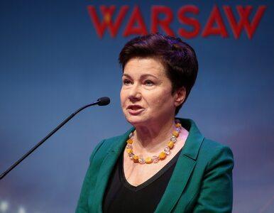 Gronkiewicz-Waltz: Nie stawię się przed komisją weryfikacyjną do spraw...