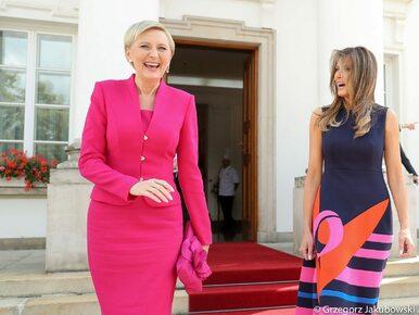 Para prezydencka wspiera WOŚP. Agata i Andrzej Duda sięgnęli do......