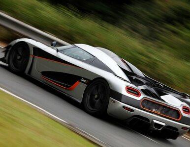 Castrol EDGE dla supersamochodów Koenigsegg