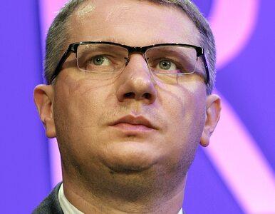 """Komisja przyjęła wniosek o pozbawienie immunitetu Wiplera. """"Zarzuty będą..."""