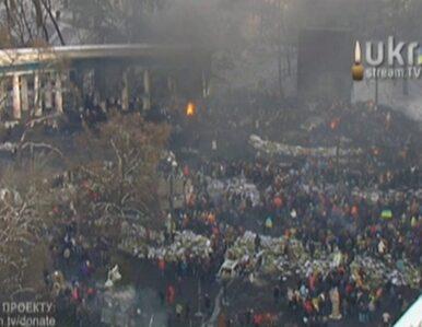 Demonstranci zajęli budynek ministerstwa sprawiedliwości