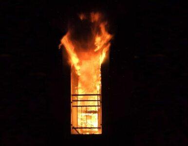 Kobieta i 4 dzieci zginęli w pożarze. Podpalacz zatrzymany?