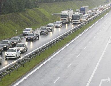 Autostrada A2 będzie zamknięta. Trzeba położyć asfalt