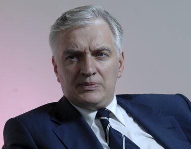 Minister o odejściu Gowina: to osłabi PO