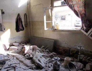 Syria: trwa bombardowanie Hims. 29 osób nie żyje