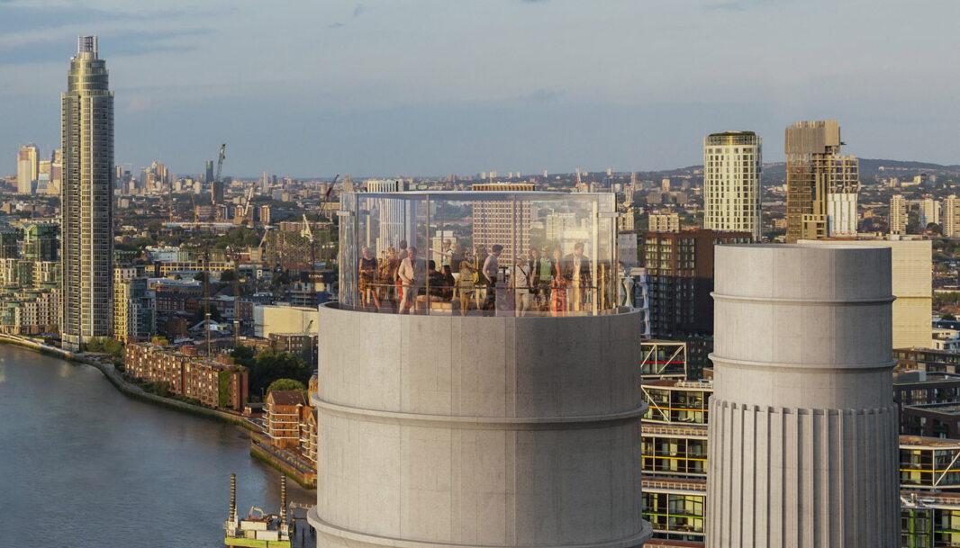 Elektrownia Battersea Elektrownia Battersea w Londynie