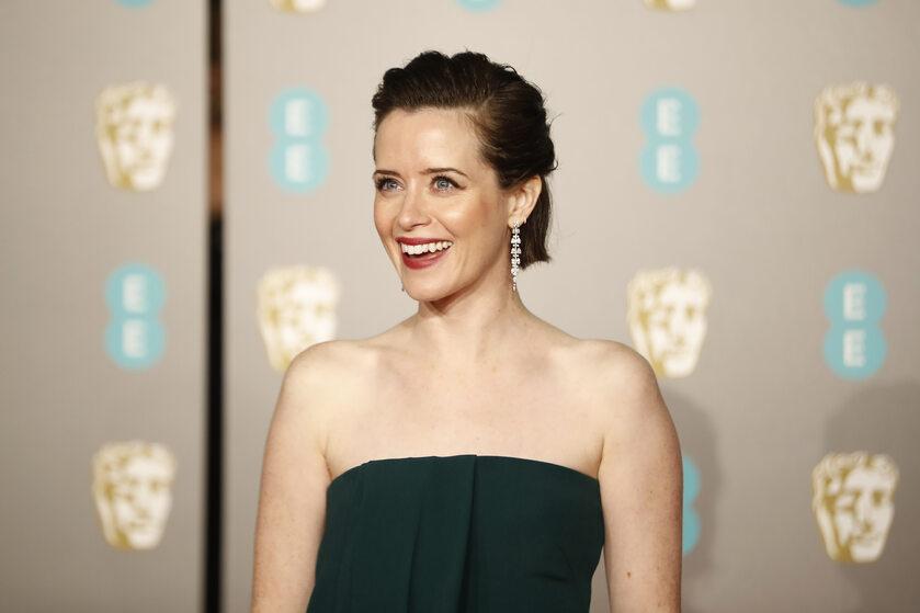 Claire Foy BAFTA 2019