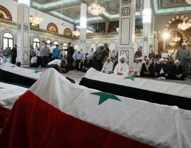 Syria: czołgi miażdżą opozycję - zawieszenie broni w praktyce