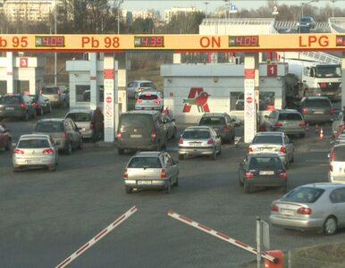 """Na niektórych stacjach litr paliwa kosztuje 4 zł. """"To nie będą częste..."""