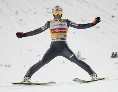 TCS: Polacy nie podbili Oberstdorfu. Ammann zdeklasował