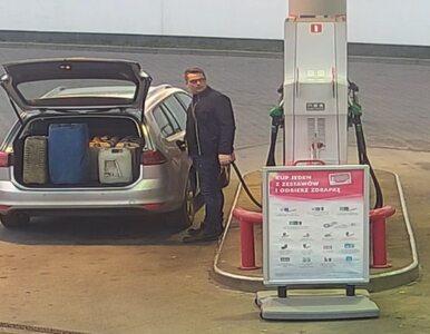 """""""Szuka cię Gwiazdor"""". Tak wielkopolska policja ściga złodzieja paliwa"""