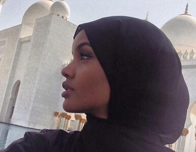 "22-letnia modelka Halima Aden w magazynie ""Sports Illustrated"". Modelka..."