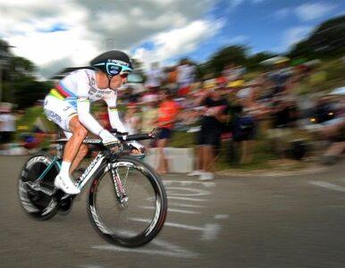 Złamana kość wykluczyła Tony'ego Martina z Tour de France