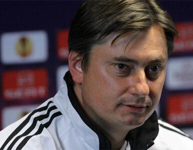 Skorża: Legia-Sporting to mecz mojego życia