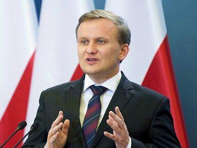 Bartosz Marczuk złożył rezygnację ze stanowiska w MRPiPS