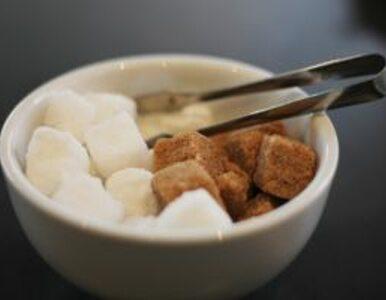 Cukier będzie tańszy