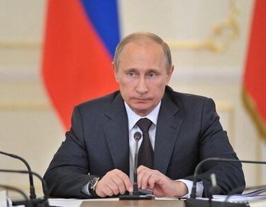 Putin: nie zgadzamy się z USA