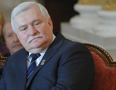 Pierwsza wypowiedź Wałęsy po ujawnieniu akt: Kiszczak to łajdak. To jego...